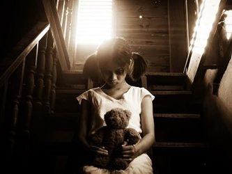 La Leyenda de la niña en la escalera