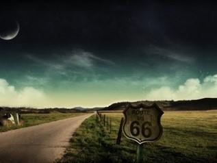 Leyenda de los fantasmas de la carretera 66