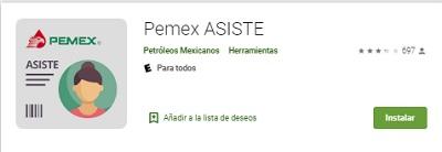 Pemex Asiste para Android