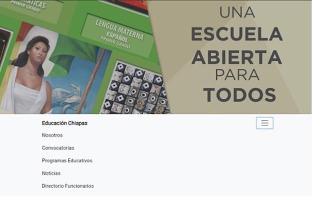 Sistema de Administración Educativa de Chiapas (SAECH)