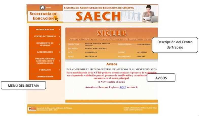 SAECH 2019 - 2020