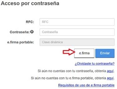 Imprimir RFC SAT sin contraseña