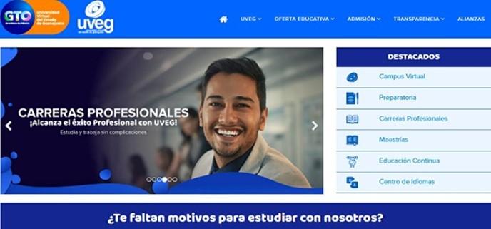 Universidad Virtual del Estado de Guanajuato (UVEG)