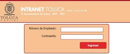 Intranet Toluca