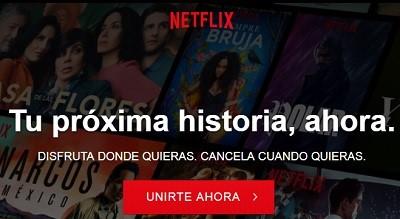 Cómo pagar Netflix