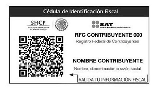 ¿Cómo imprimir el RFC del SAT?