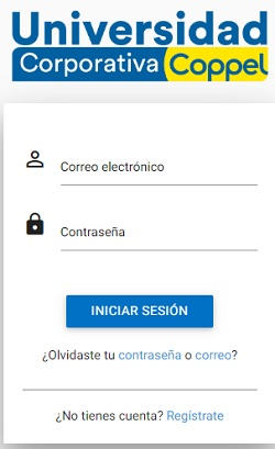 Intranet Universidad Corporativa Coppel