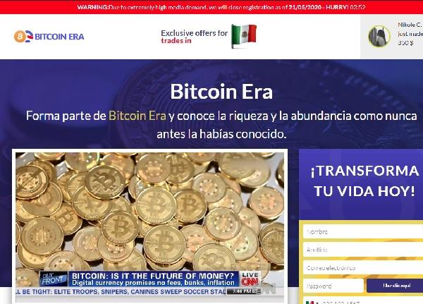 Bitcoin Era un software revolucionario de Trading
