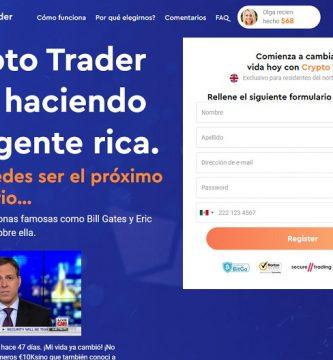 Realiza Trading con el software de alta precision Crypto Trader