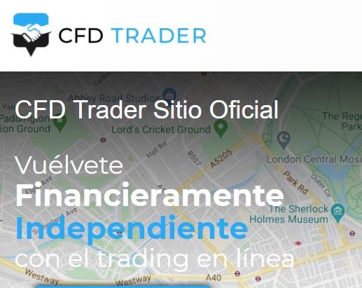 Conoce CFD Trader