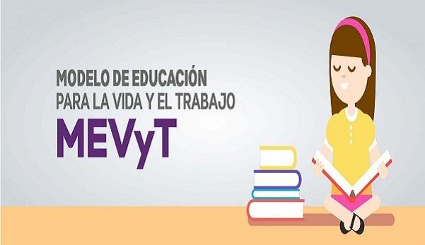 Certificado de secundaria del MEVyT
