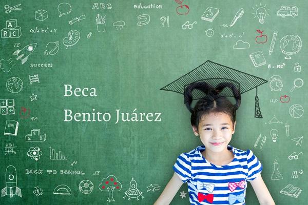 Solicitar beca Benito Juárez