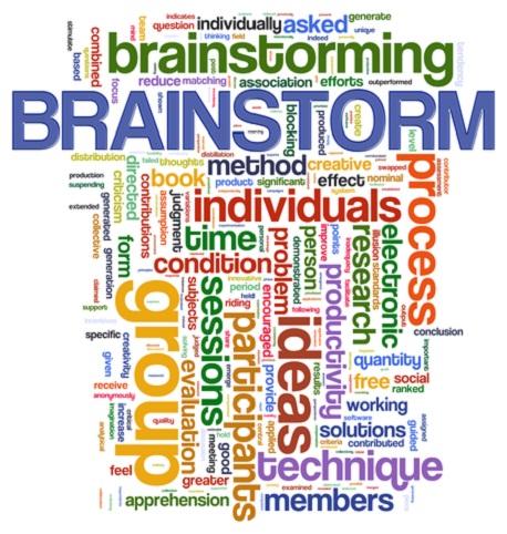 ¿Por qué utilizar aplicaciones o software para generar lluvia de ideas?
