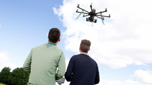 Qué permiso se necesita para volar un Dron en México