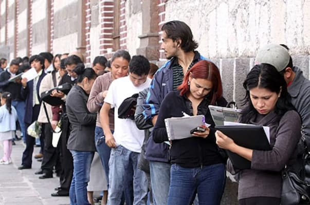 Subempleo en México