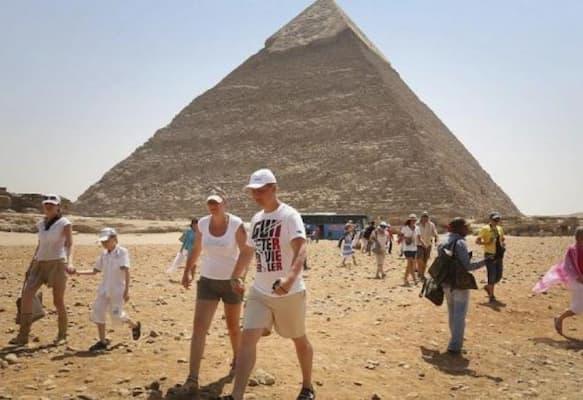 Turismo cultural en Egipto