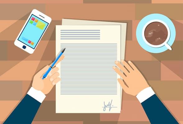 Cómo hacer un contrato laboral para tus empleados