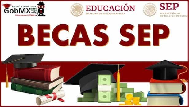 Becas SEP