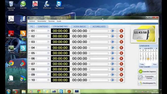 Cual es el mejor programa para CiberCafe