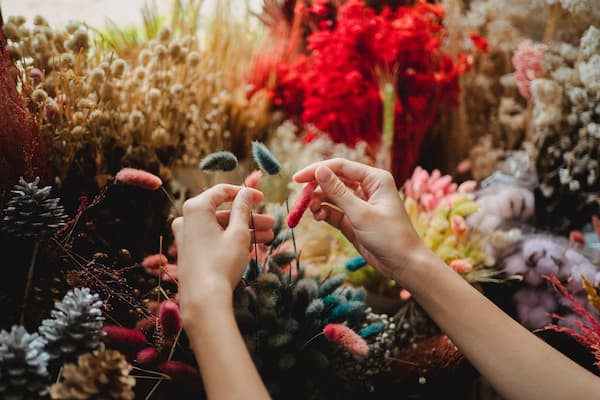 La mejor despedida que se le puede dar a un ser querido fallecido es con flores