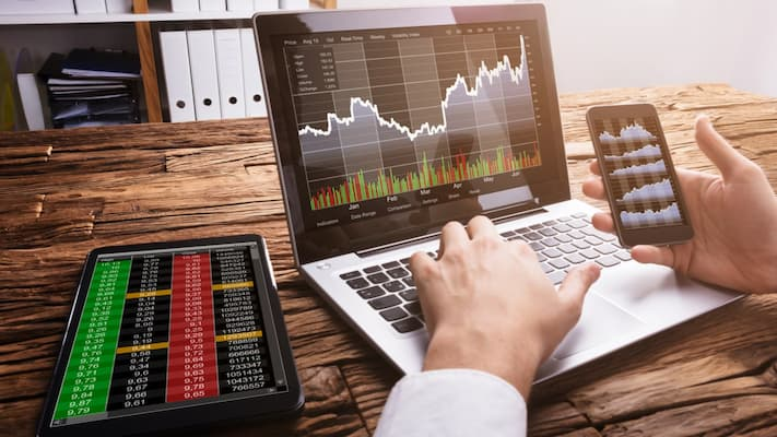 BitlQ Software de Trading
