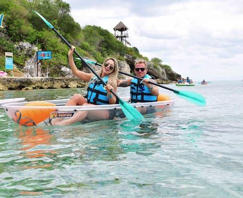 ¿Cuál es la mejor forma de disfrutar de las vacaciones familiares en Isla Mujeres?